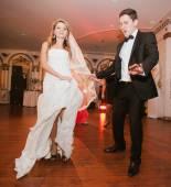Wedding party — ストック写真