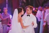 First dance couple — Foto de Stock