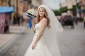 Krásná svatba — Stock fotografie