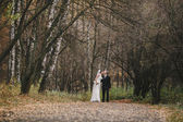 Para ślub — Zdjęcie stockowe