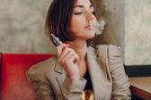 Electronic cigarette — Stock Photo
