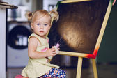Little girl pictures — Stock Photo