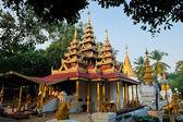 Wat Sri Chum Lampang City — Foto Stock