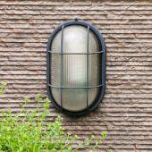 ściana światło — Zdjęcie stockowe