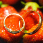 Wedding rings — Stock Photo #71389499