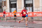 Rome Marathon — Stock Photo