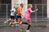 Римский марафон — Стоковое фото