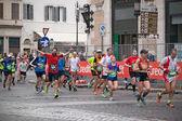 Rome Marathon — Stock Photo