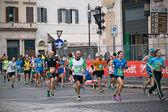 Maraton — Zdjęcie stockowe