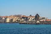 Old Town Nessebar Seaview — Stockfoto