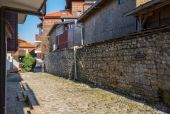 Old Town Nessebar Old Street — 图库照片