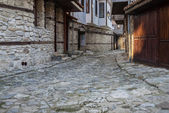 Old Town Nessebar Lovely Streets Horizinontal — 图库照片