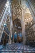 Španělské katedrály v Segovii. — Stock fotografie