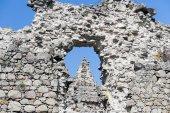 Templar kulesi — Stok fotoğraf