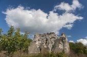 Templar tower — Stock Photo
