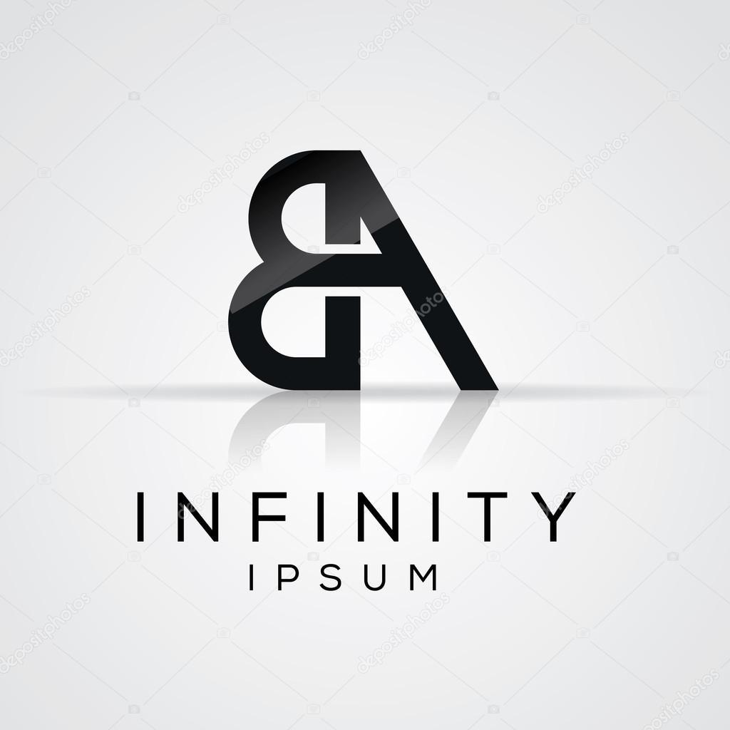 Alphabet logo de...A Alphabet Logo Design