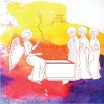 Постер, плакат: Scene of Mary Magdalene