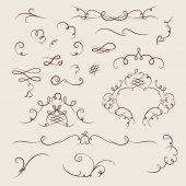 Ornate cartouche — Stock Vector