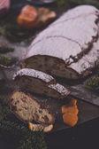 German traditional Christmas cake — Fotografia Stock