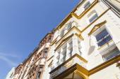 Luxury buildings and flats — Stock Photo
