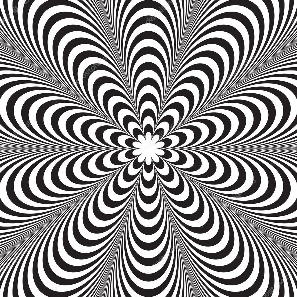 Abstrakt vektor schwarz wei gestreiften hintergrund - Papel de pared blanco y negro ...
