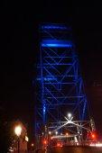 Lift bridge — Stock Photo