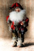 Mini Santa Claus — Stock Photo