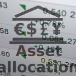 Asset allocation — Stock Photo #72937427