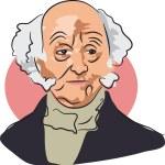American president Martin Van Buren — Stock vektor #64287447