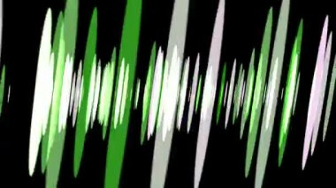 Pulsating Sound Waves — Stock Video