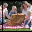 Families spending time together — Stock Video #65591239