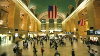 Grand Central Station — Stock Video