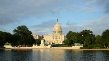 US Capitol Building — Stock Video