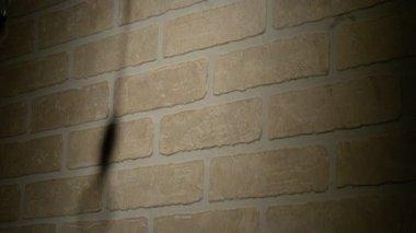 Lightbulb breaks in super slow motion. Shot with Phantom camera at 6900 frames per second. — Stock Video
