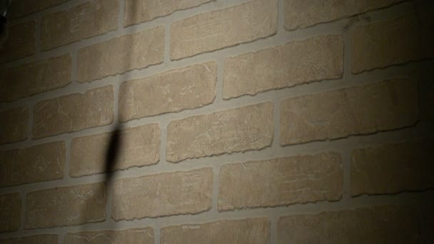 Lightbulb breaks in super slow motion. Shot with Phantom camera at 6900 frames per second. — Vidéo