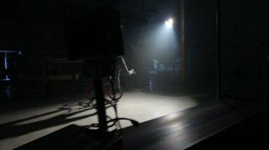 BMX rider doing tricks — Stock Video