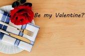Valentinstag День Валентина — Stock Photo
