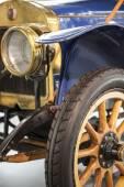 老和古董车 — 图库照片