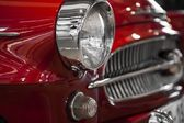 Old and antique car — Stock Photo