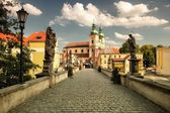 St John puente de Klodzko, Polonia — Foto de Stock