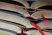 Vintage books — Stok fotoğraf