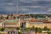 Panorama di Praga — Foto Stock