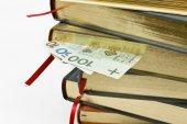 Libros antiguos — Foto de Stock