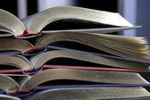 Old books — Stok fotoğraf