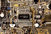 计算机电子 — 图库照片