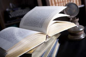 Old and vintage books — Stock Photo