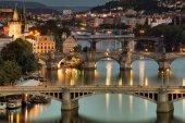 Beautiful and historic Prague — Stock Photo
