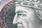 Czech korunas CZK, banknotes — Stock Photo