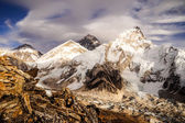 Everest! — Stok fotoğraf