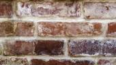Priorità bassa struttura di vecchio muro di mattoni — Foto Stock